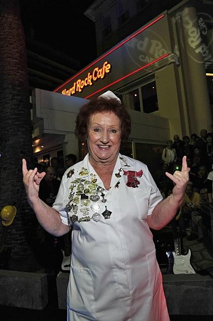 Hard Rock Cafe Nice Inauguration