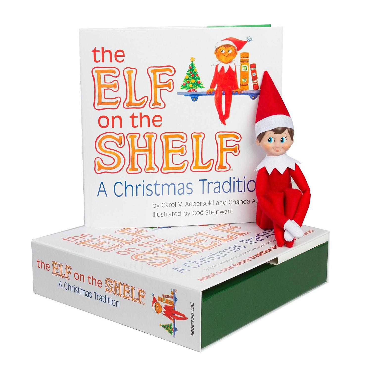 The Real Truth Behind \'The Elf on the Shelf\' [PHOTOS]