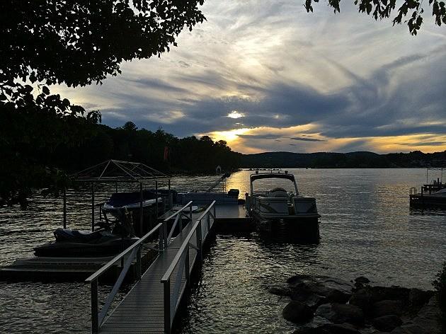 Candlewood Lake Sunset