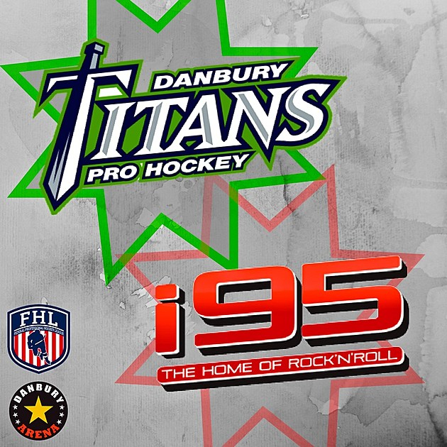 Danbury Titans Logo - Courtesy of Team Owner, Bruce Bennett