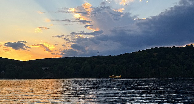 Candlewood Lake - Photo by Ethan