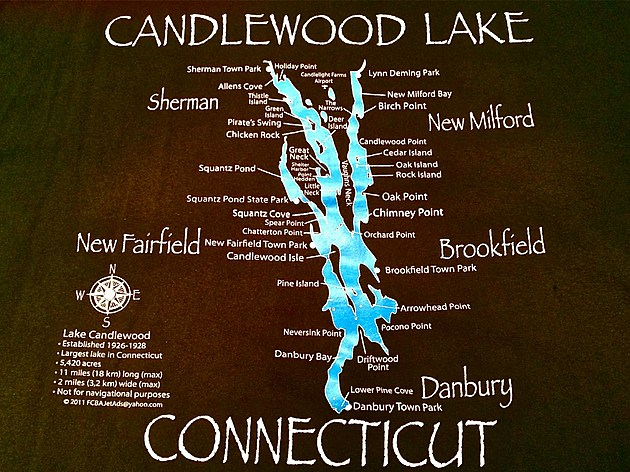 My Candlewood Lake T-Shirt