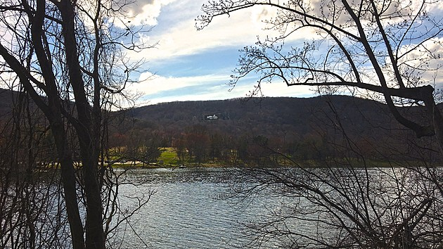Squantz Pond State Park - Photo by Ethan Taken in April of '17