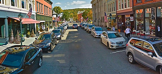 Bank Street, New Milford - Instant Google Streetview