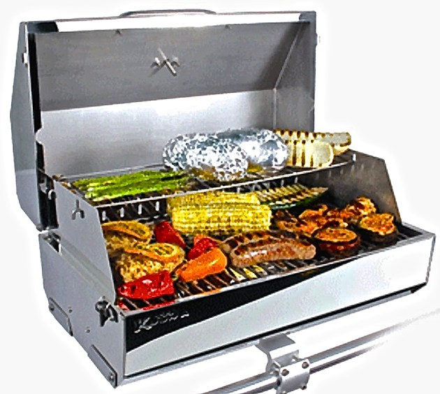 Kuuma Grill Sold by Kuuma on Amazon.com