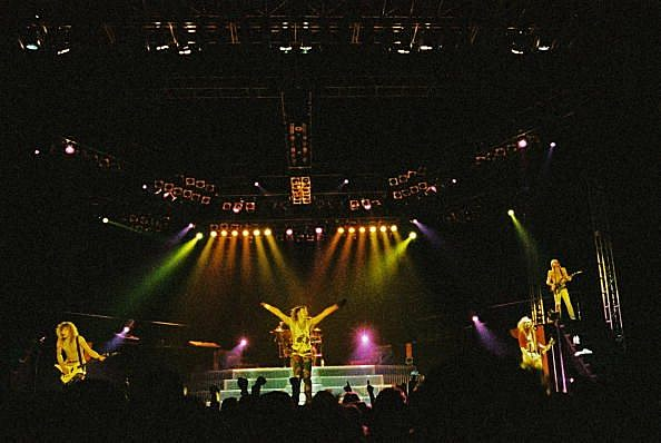 Def Leppard London 1988 / Getty Images