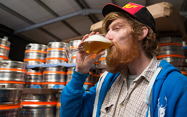 Popularity Of Craft Beers Continues To Grow